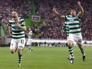 Португальцы выиграли в домашней серии еврокубка уже восемь матчей. Во время игры с гостями из Бильбао хозяева смогли забить два гола на последних минутах матча