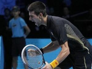 Итоговый турнир АТР по теннису завершился победой Новака Джоковича