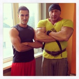 Фото с тренировки