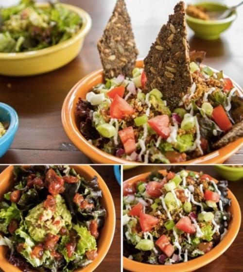Многослойный салат Тако