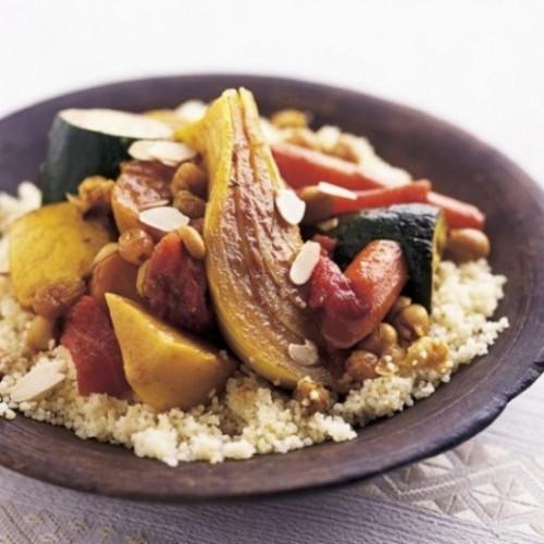 Овощной кускус (7 овощей)
