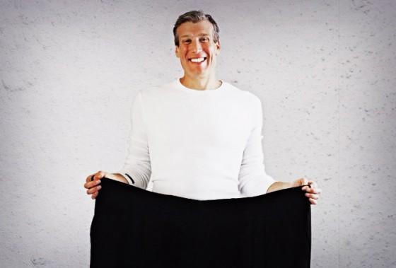 Код Гэбриэла или как похудеть на 100 кг
