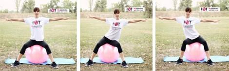 10 упражнений от боли в спине