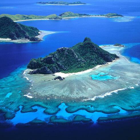 Острова Маманука, Фиджи