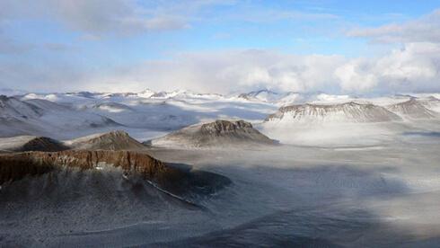 Сухие долины Мак-мёрде, Антарктида
