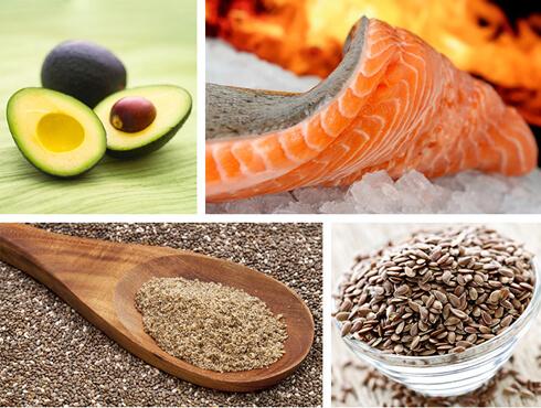 Включите в свой рацион полезные жиры